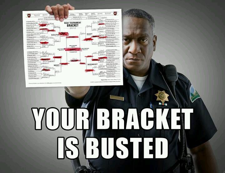 March Mayhem! Bracket Busting at it's Finest | Sportn-A-Mic